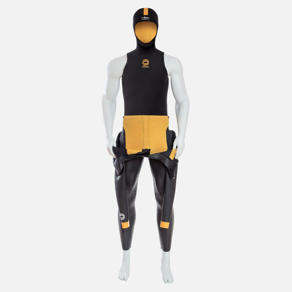 Men's Polar Hoodie - Triathlon - deboer wetsuits