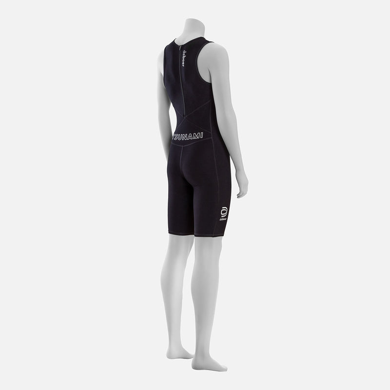 Women's Tsunami 1.0 - Triathlon - deboer wetsuits