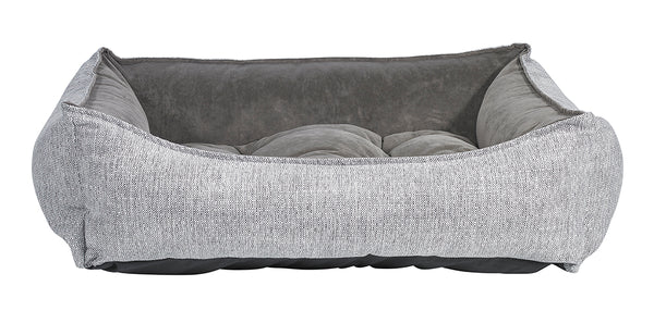 Allumina Linen Scoop Bed