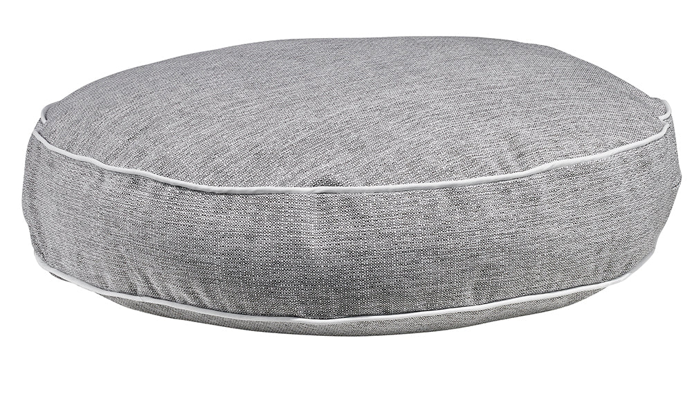 Allumina Linen Super Soft Dog Bed