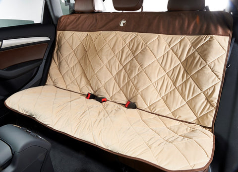 Bowsers Quilted Back-Seat Protector