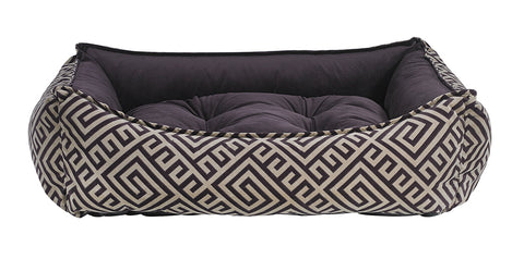 Avalon MicroVelvet Scoop Bed