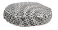 Courtyard Grey MicroVelvet Super Soft Dog Bed