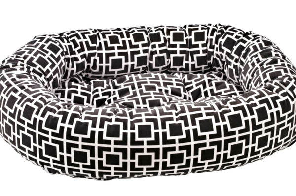 Courtyard Grey Donut Bed