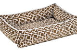 Courtyard Taupe Lounger