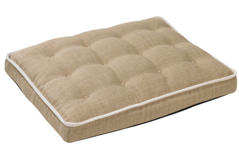 Flax Linen Lux Crate Mattress