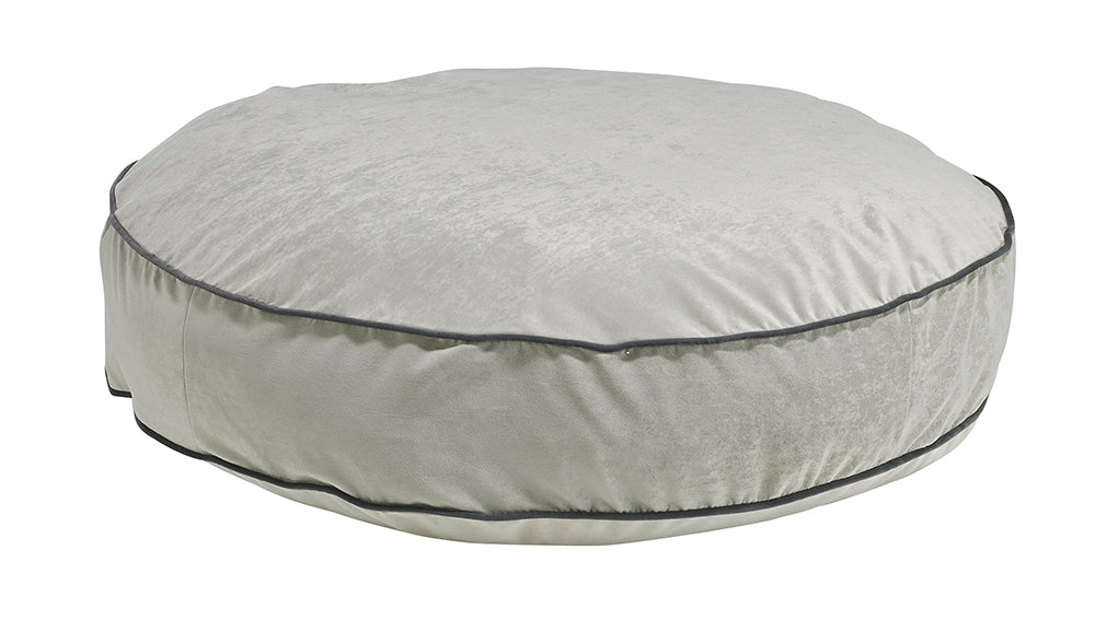 Granite MicroVelvet Super Soft Dog Bed