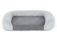 Alcatraz Black Sofa Bed
