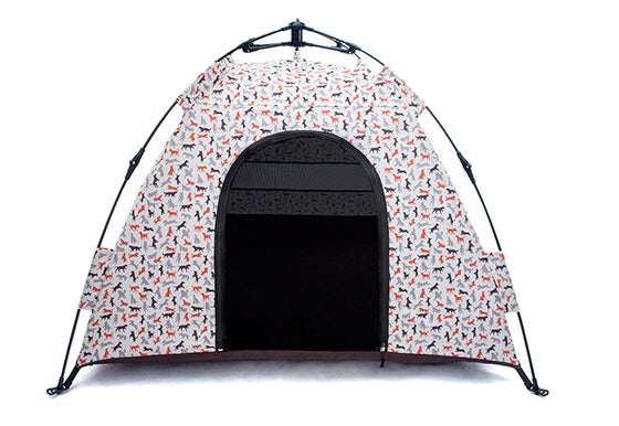 Vanilla Outdoor Dog Tent