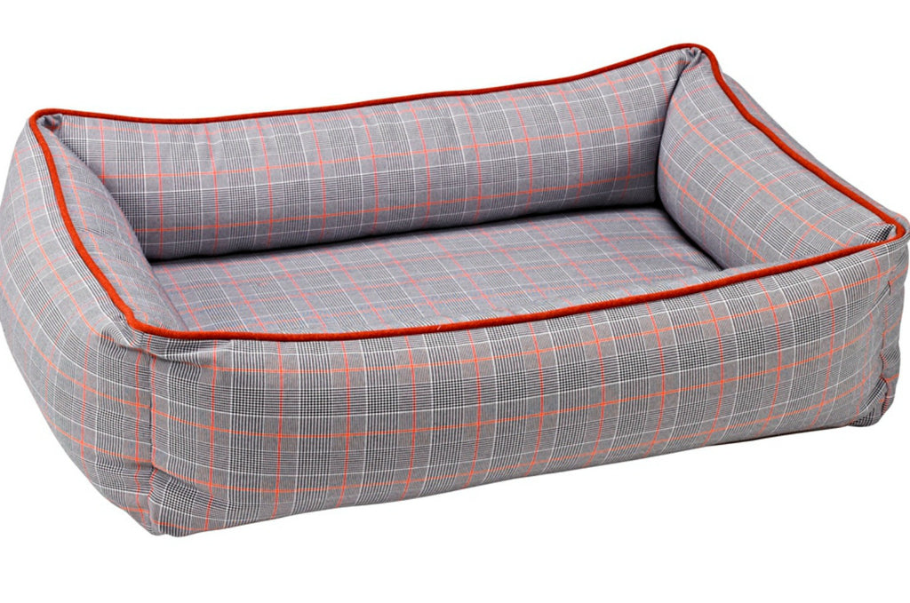 Polo Plaid Lounger