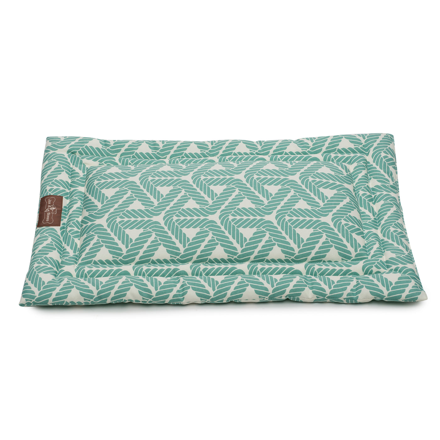 Seafoam Outdoor Dog Mat