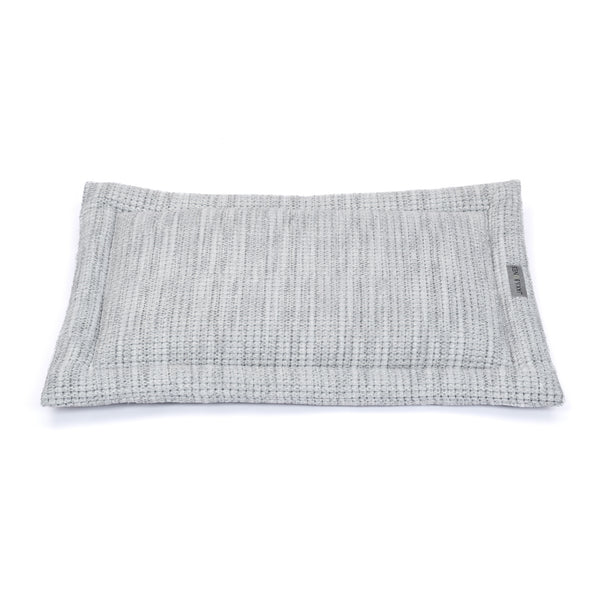 Torino Light Grey Cozy Dog Mat