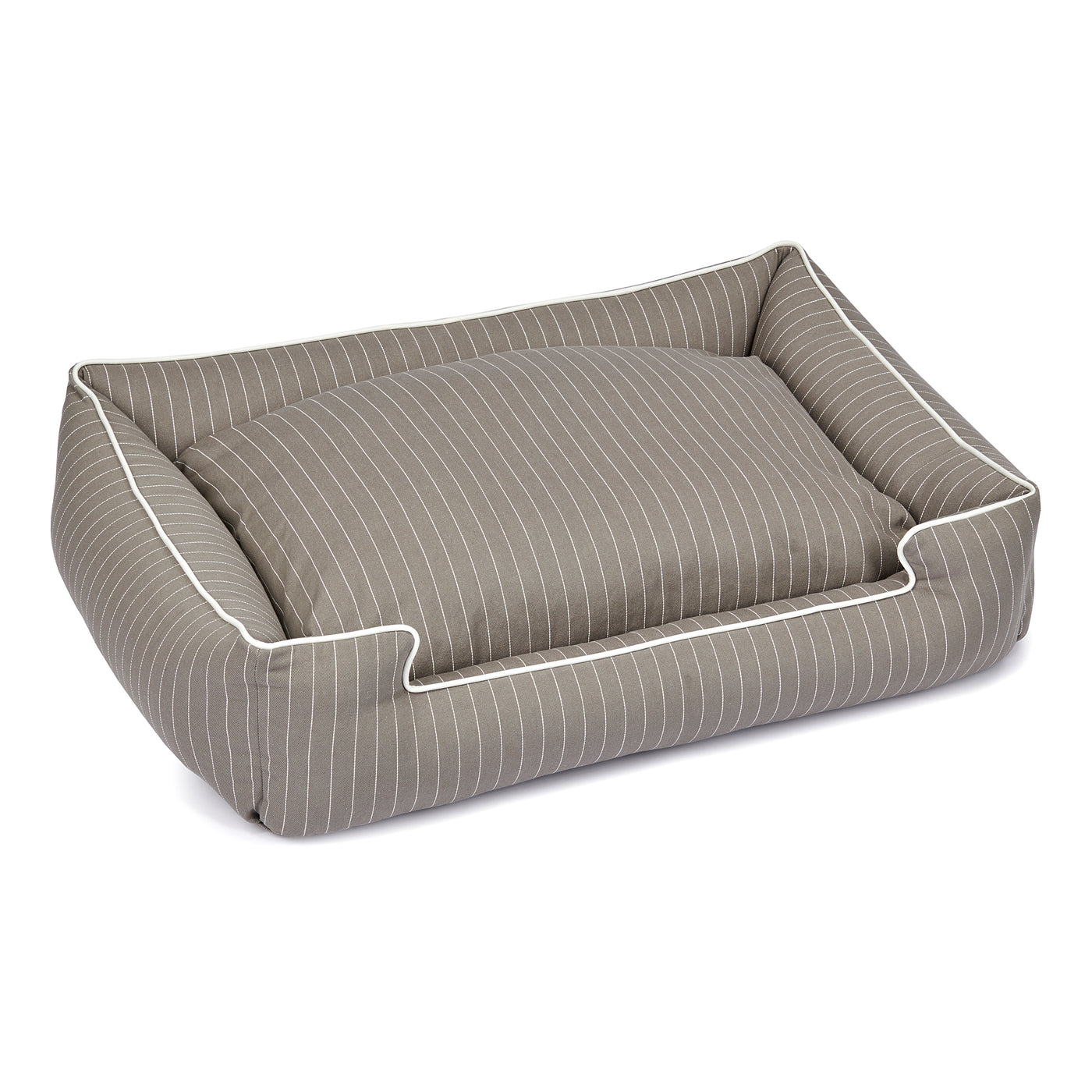 Levi Stripe Shadow Lounge Bed