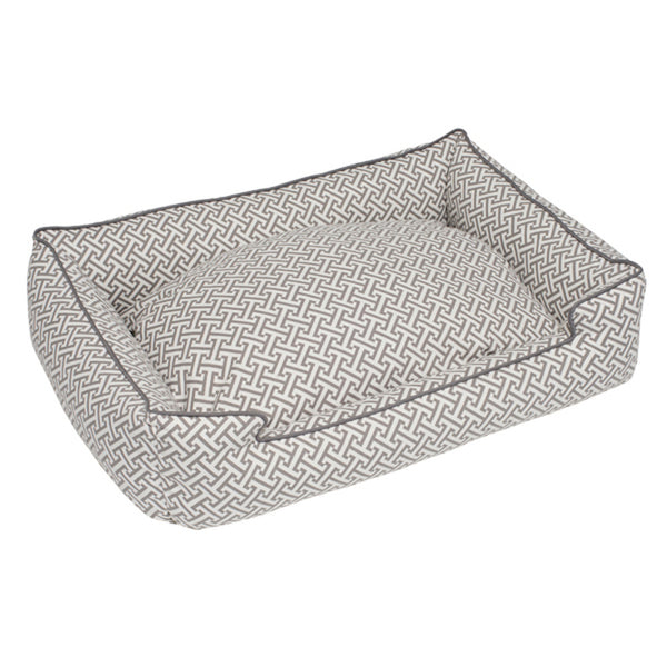Hera Grey Lounge Bed