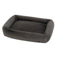 Memory Foam Grey Cuddler Bed
