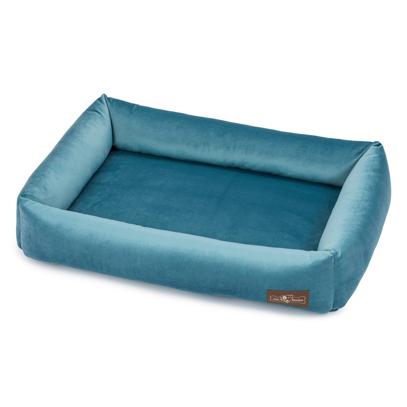 Memory Foam Vintage Jewel Cuddler Bed