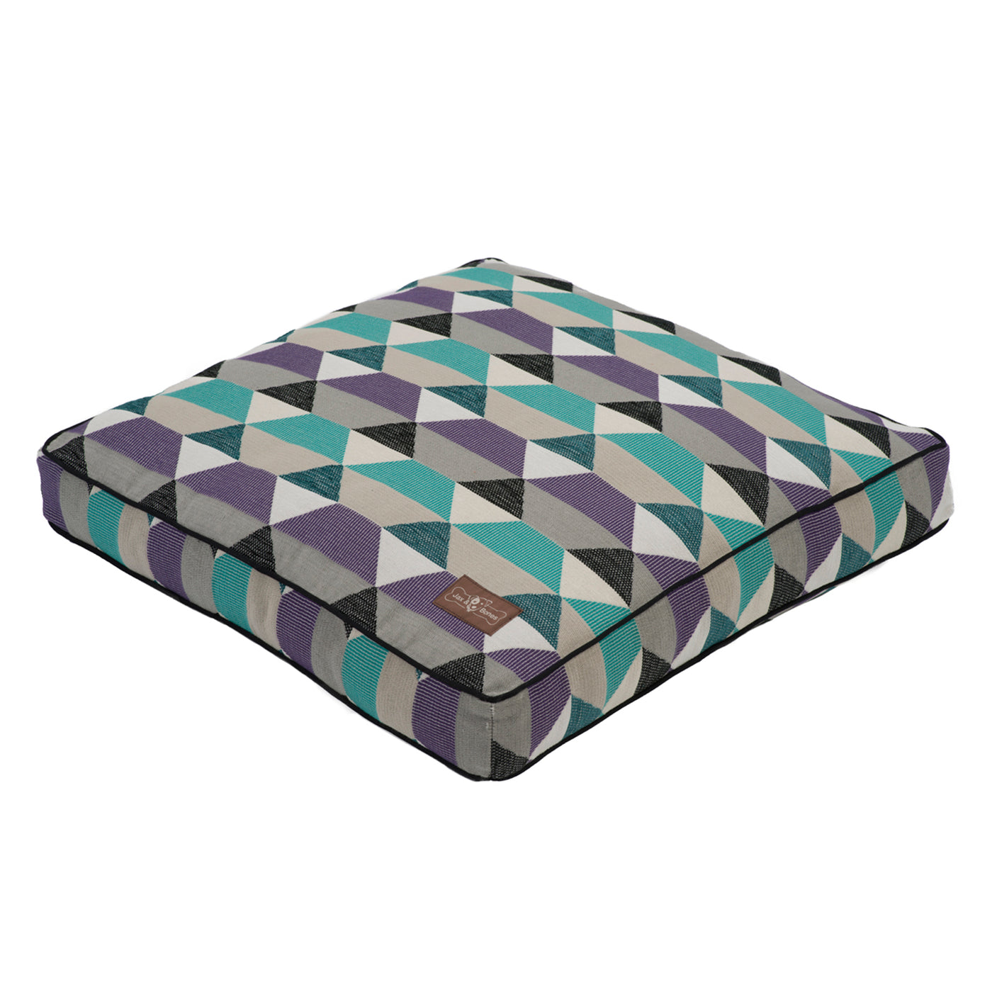 Origami Plum Pillow Bed