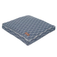 Navy Pearl Luxury Pillow Bed