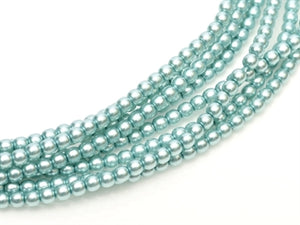 3mm Pearls - Celeste - Beading Amazing