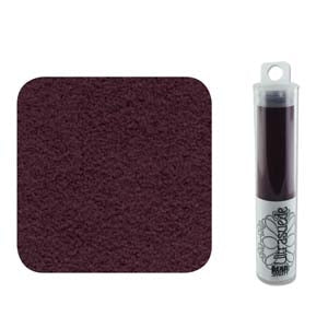 Bordeaux Ultra Suede - Beading Amazing
