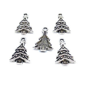 Christmas Tree Charms - Beading Amazing
