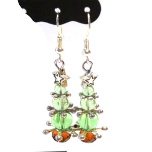 Christmas Tree Earring Set Kit