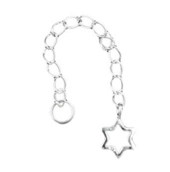 Extension Chain With Star - Beading Amazing