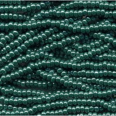 Dk Green Opaque Lustre (H6) - Beading Amazing