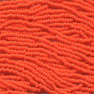 Dark Orange (H8) - Beading Amazing