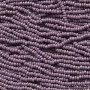 Opaque Light Purple (11/0) - Beading Amazing