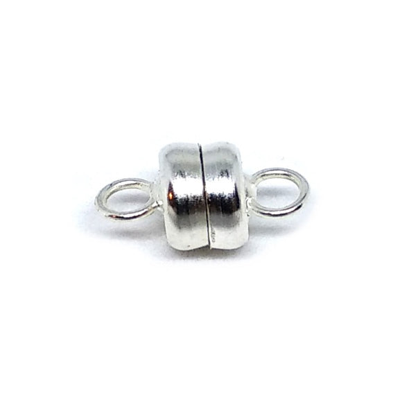 Silver Magnetic Clasp - Beading Amazing