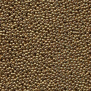 Pale Bronze Gold (8/0) - Beading Amazing