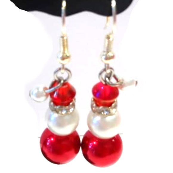 Santa Earring Kit