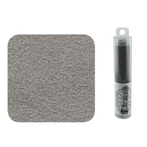 Silver Grey Ultra Suede - Beading Amazing