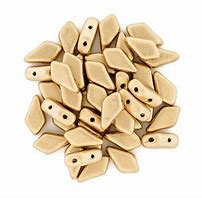 Kite Beads - Bronze Pale Gold - Beading Amazing