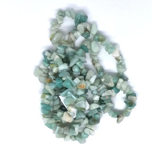 Gem Chips - Amazonite - Beading Amazing