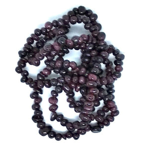 Gem Chips - Garnet - Beading Amazing