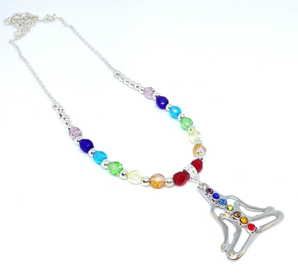 Project Pack - Chakra Necklace Kits