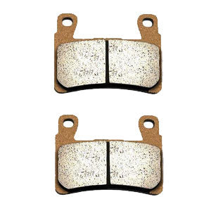 Sintered HH motorcycle brake pads