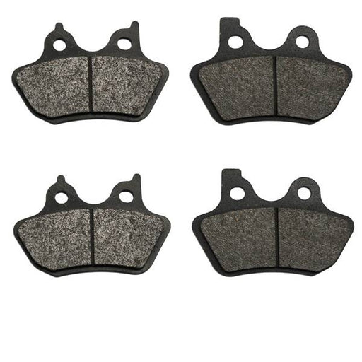 2000-2005 Harley Night Train FXSTB FXSTBi Front & Rear Brake Pads