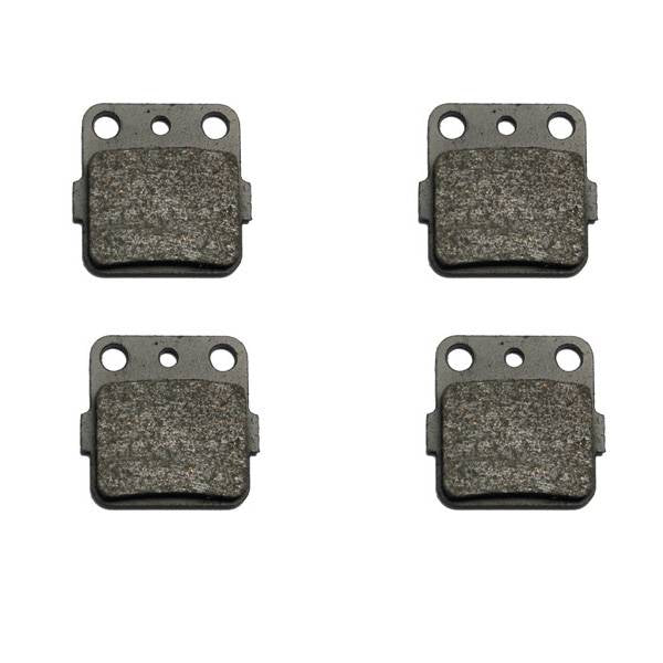 Volar Front Brake Pads - 2014-2015 Honda Rancher 420 TRX420 FA5 4x4 Auto DCT IRS