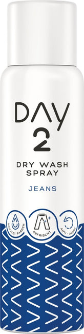 Day2 Dry Wash Spray - Jeans (200ml)