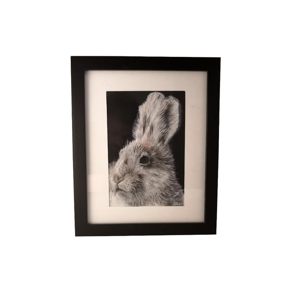 'Harper, the Arctic Hare' Original