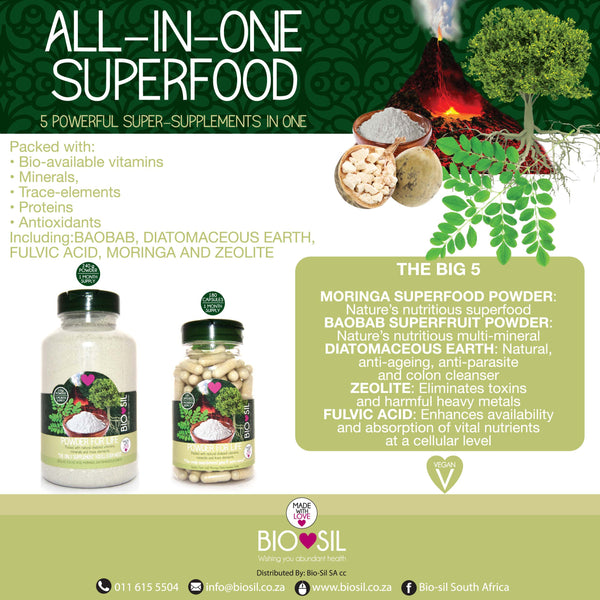 All-in-One Super Nutrition (150g powder)