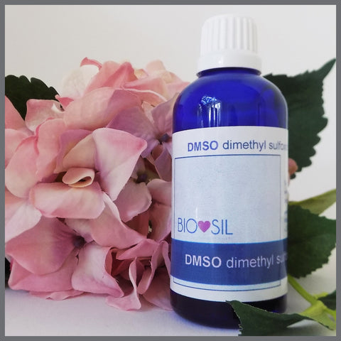 DMSO (Dimethyl Sulfoxide) 100 ml - Bio-Sil South Africa - Wishing you abundant healthLiquidsBio-Sil - 1