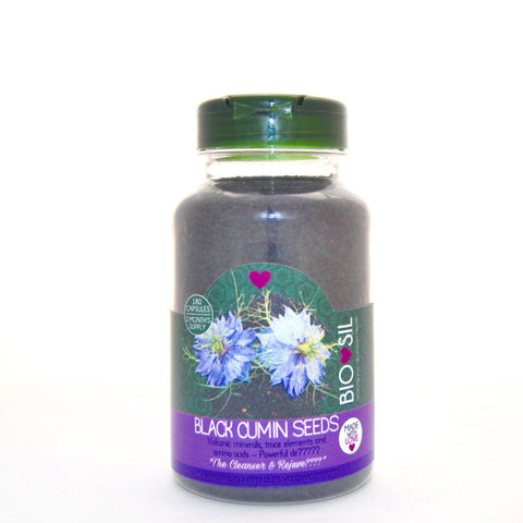 Black Cumin Seed (Nigella Sativa) 70g - Bio-Sil South Africa - Wishing you abundant healthOther ProductsBio-Sil - 2