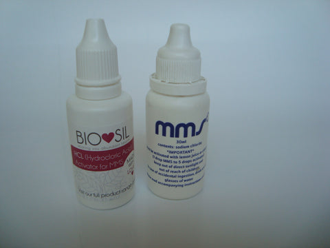 Water purification drops - (Jim Humble's MMS) - Bio-Sil South Africa - Wishing you abundant health