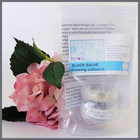 Black Salve - Bio-Sil South Africa - Wishing you abundant healthOilBio-Sil - 1