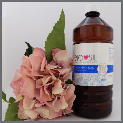 Colloidal Silver (1 litre) - Bio-Sil South Africa - Wishing you abundant healthLiquidsBio-Sil - 1