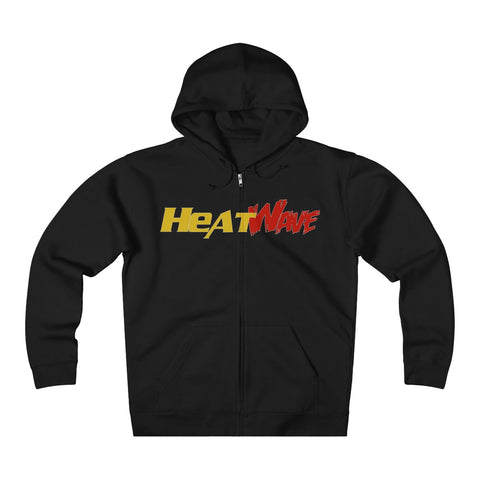 HEATWave Unisex Heavyweight Fleece Zip Hoodie